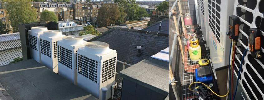 Hotel Air Conditioning Units