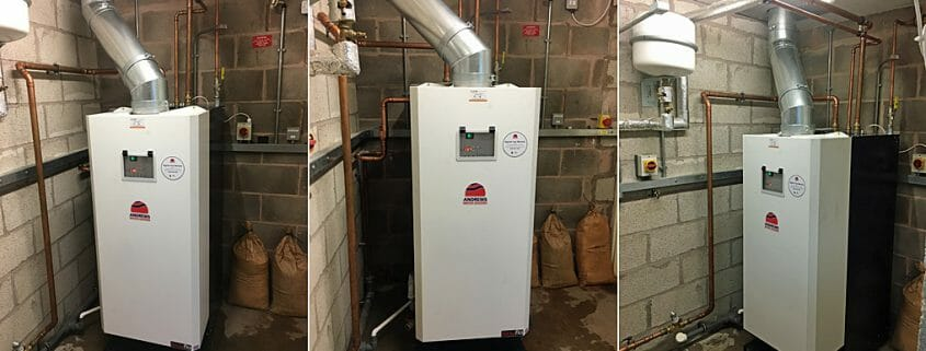 Andrews Water Heater